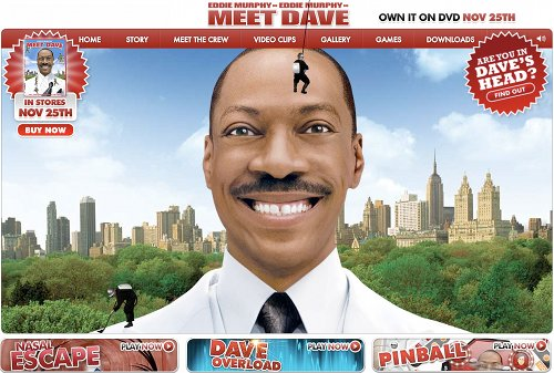 Meet Dave Home Page
